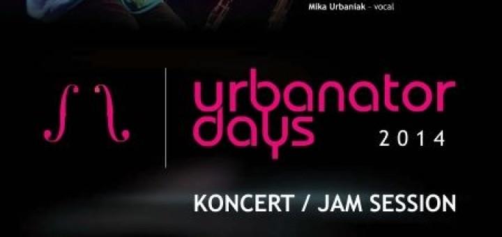 URBANATOR DAYS - warsztaty muzyczne na światowym poziomie ZA DARMO