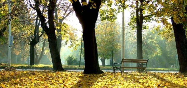 Pierwszy dzień kalendarzowej jesieni