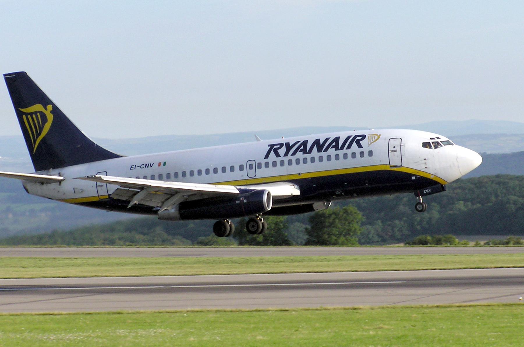 Z Ryanair po Europie za 14zł!