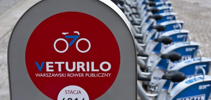 Rowery Veturilo wracają już 1 marca!