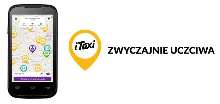 Darmowa jazda po Warszawie z iTaxi i Młodszą Fabią