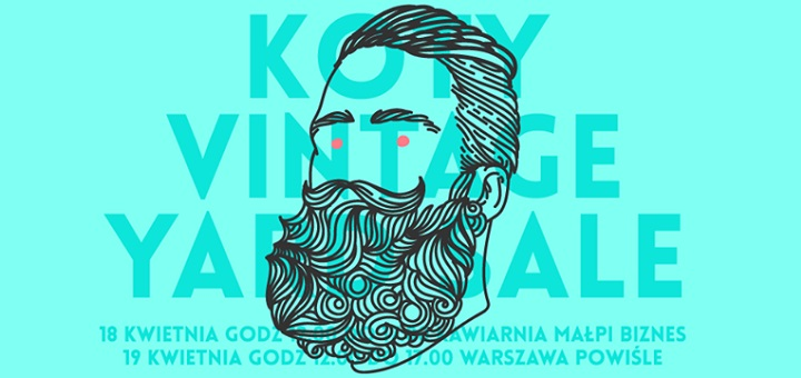 Koty Vintage Yard SALE ★ TARGI MODY VINTAGE