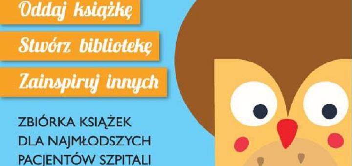 Wielka Zbiórka Książek w Warszawskim Uniwersytecie Medycznym