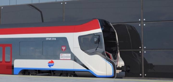 Nowe pociągi WKD od 2016