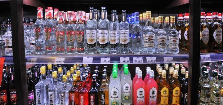 UM udostępnia mapę sklepów alkoholowych w Warszawie