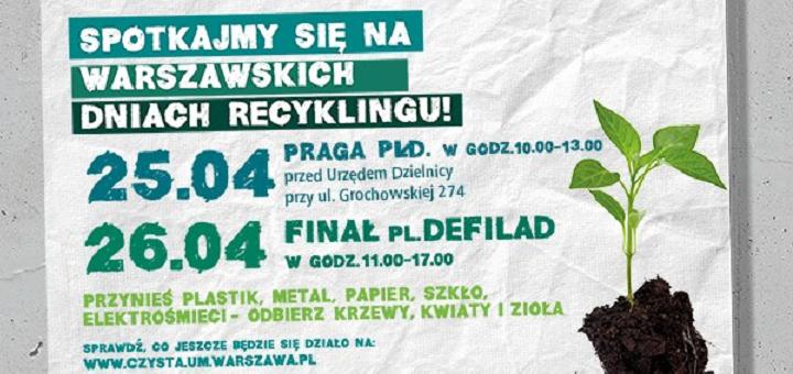 Warszawskie Dni Recyklingu