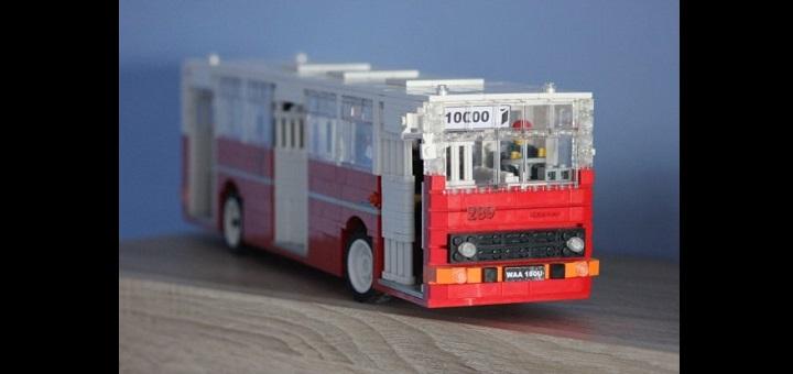 Zagłosuj na Ikarusa w konkursie LEGO!