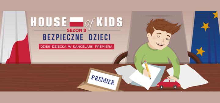 Dzień Dziecka w Kancelarii Premiera 2015
