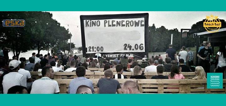 Środowe Kino nad Wisłą- Wilk z Wallstreet @ Beach Bar by Głębokie
