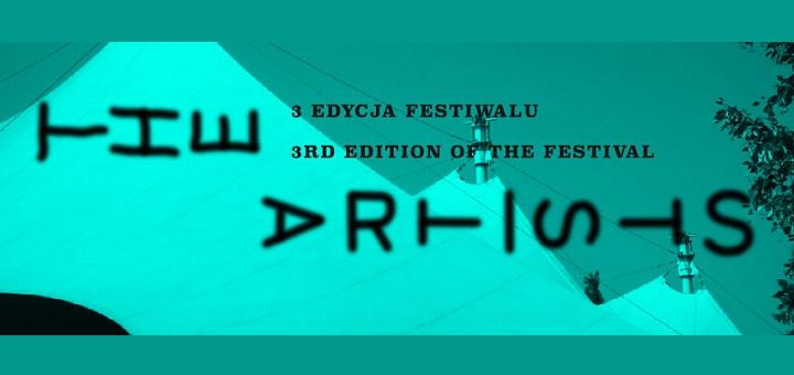 Festiwal THE ARTISTS - 3 edycja