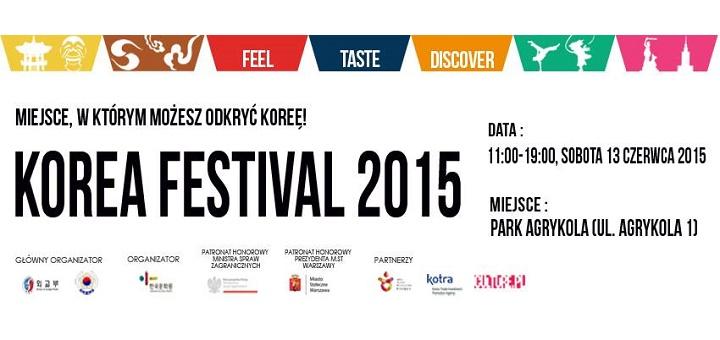 Korea Festiwal 2015