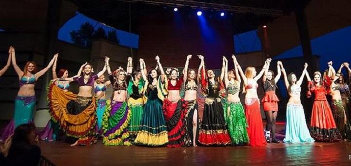 Plenerowy festiwal tańca brzucha ORIENTALNY KOKTAJL