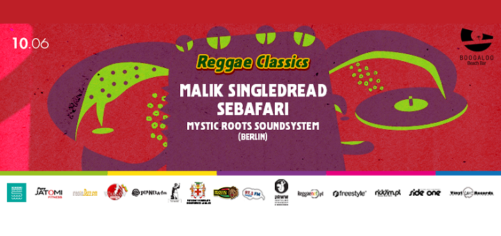 Reggae Classics w Boogaloo Beach Bar