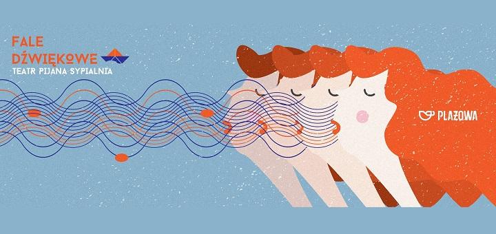 Fale dźwiękowe - Przyjdź, śpiewaj nad Wisłą