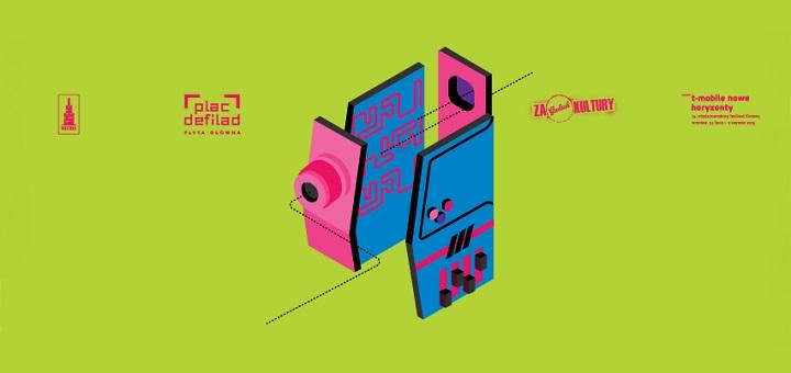 15. MFF T-Mobile Nowe Horyzonty - Filmowa rozgrzewka na Placu Defilad