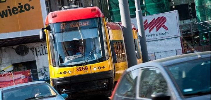 Na Domaniewską tramwajami nie dojedziemy