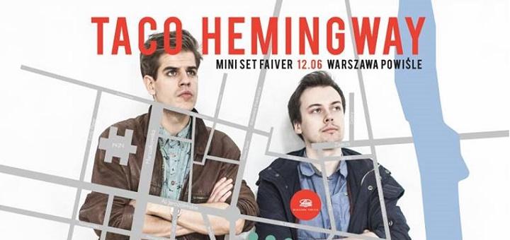 Koncert Taco Hemingway x Faiver, Kovvalsky