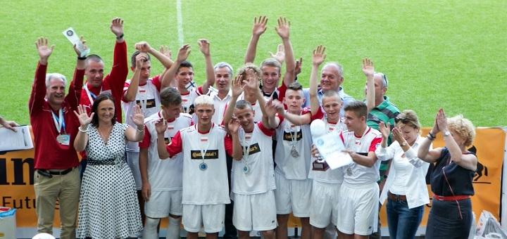 III Mistrzostwa Świata Dzieci z Domów Dziecka w piłce nożnej