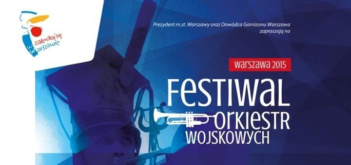 Festiwal Orkiestr Wojskowych 2015