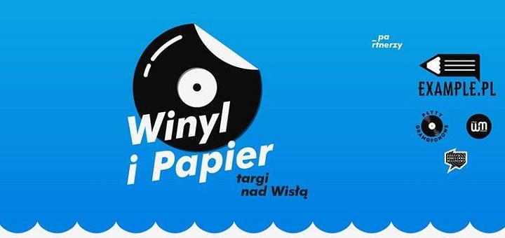 TARGI WINYL I PAPIER NAD WISŁĄ // EXAMPLE.PL X POMOST 511