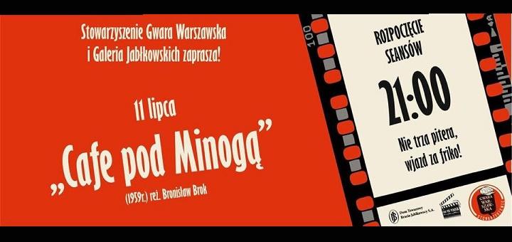 "Kino pod minogą - ""Cafe pod minogą"""