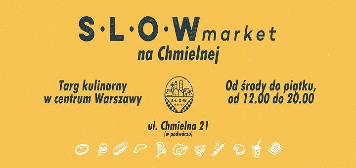 Nowe lokalizacje Slow Market w Warszawie!