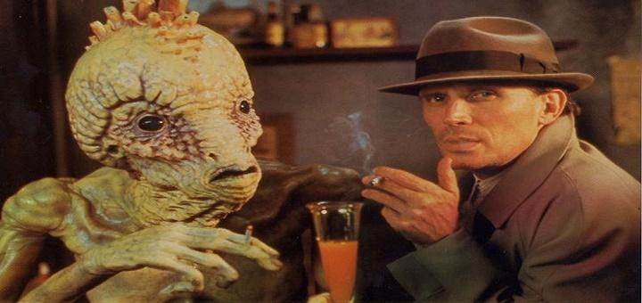 Kino plenerowe w Plażowej! x Nagi Lunch x Cronenberg