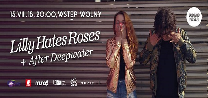 Lilly Hates Roses - koncert promujący najnowszy album, AFTER: Deepwater