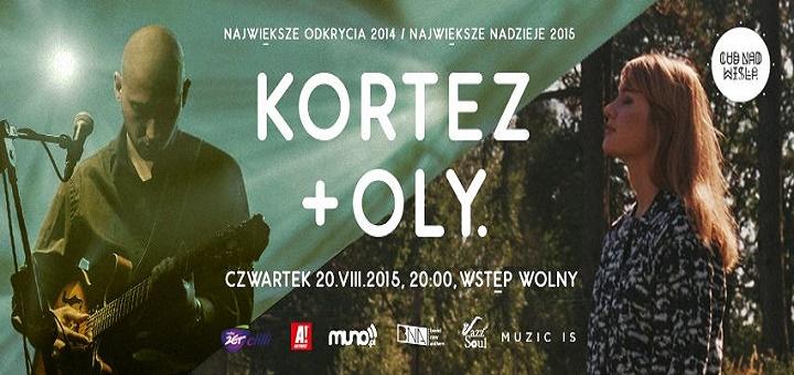 """Koertez + Oly - """"Największe Odkrycia 2014, Największe Nadzieje 2015"""""""