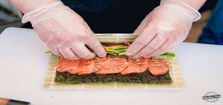 Warsaw Sushi Contest vol.2