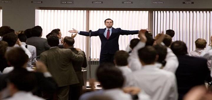KINO B: Wilk z Wall Street (2013)