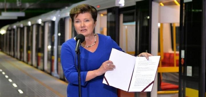 Warszawa dostanie ponad 4 miliardy złotych na transport
