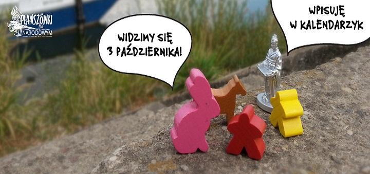Planszówki na Narodowym - Warszawski festiwal gier planszowych