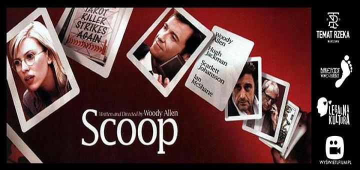Scoop (Woody Allen) - Kino i Wino