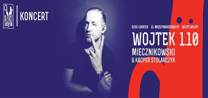 Koncert - Wojtek Miecznikowski & Kacper Stolarczyk