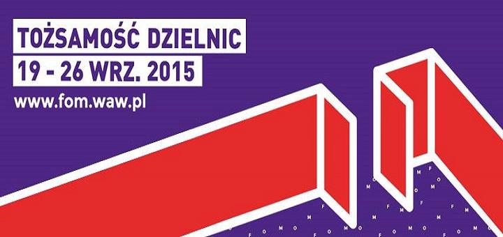 III Festiwal Otwarte Mieszkania -Tożsamość dzielnic. Ludzie i miejsca