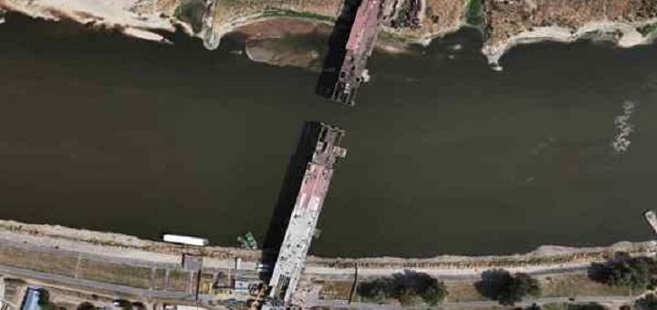 Remont mostu Łazienkowskiego powoli dobiega końca