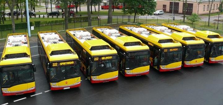MZA planuje zakup kolejnych 130 sztuk autobusów elektrycznych