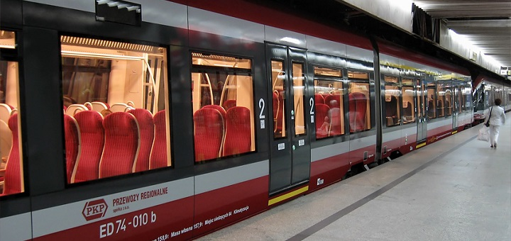 Z Warszawy do Łodzi pociągiem w 70 minut - jeszcze w tym roku