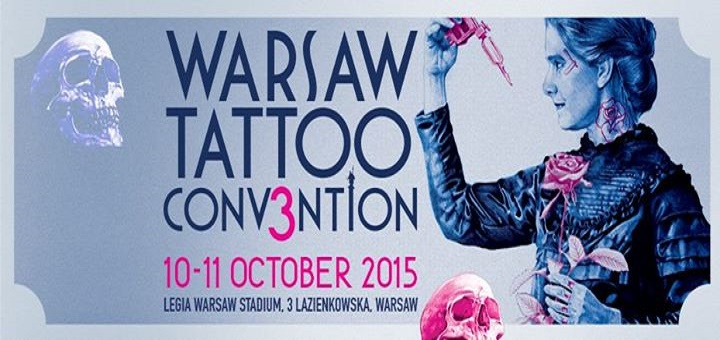 3rd Warsaw Tattoo Convention 2015