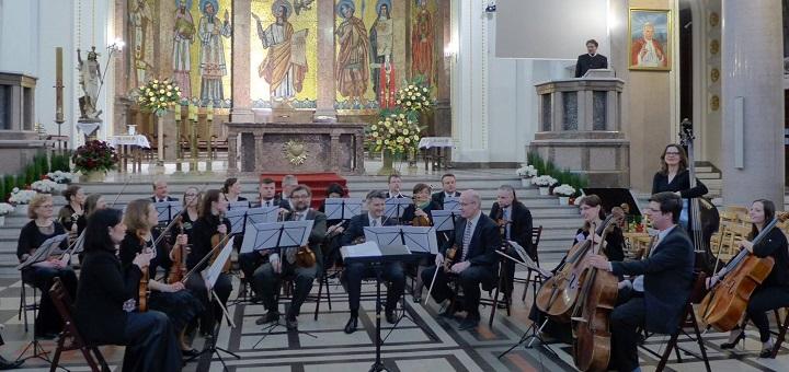 Koncert Warsaw Camerata à la carte!