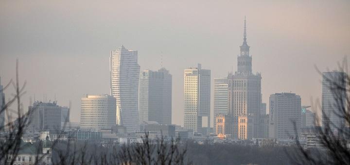 Warszawa prawie całkowicie pozbędzie się smogu w ciągu 5 lat