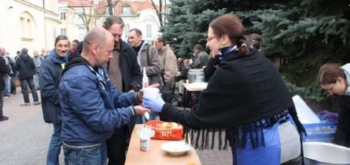 Klasztor Kapucynów buduje nową jadłodajnię dla ubogich