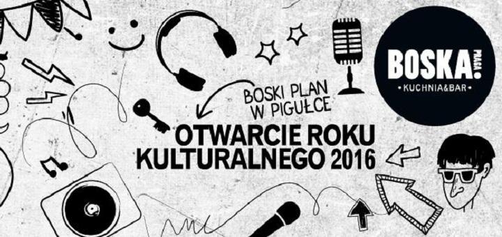 Otwarcie Roku Kulturalnego 2016 w Boskiej Pradze