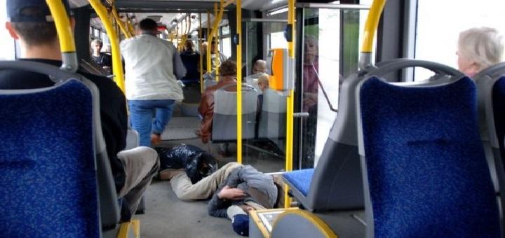 Nie będzie można wypraszać bezdomnych z autobusu