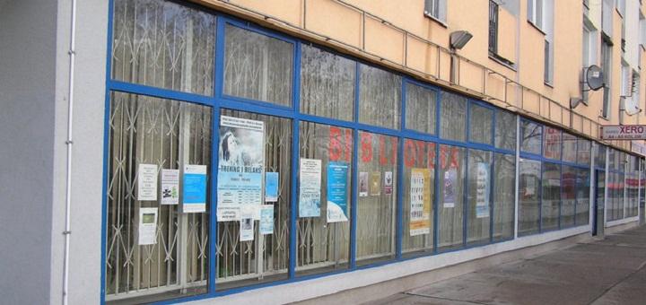 Mieszkańcy Pragi walczą o bibliotekę przy ul. Kijowskiej