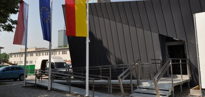 Pawilon Warszawa - nowy punkt na kulturalnej mapie stolicy
