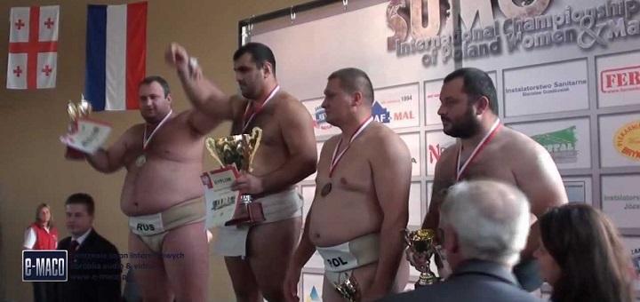 Mistrzostwa Polski w zapasach sumo