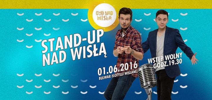 Stand-up Polska nad Wisłą vol. 1