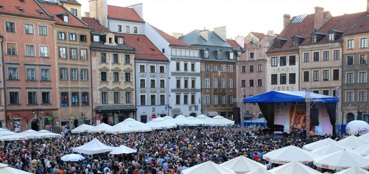 22. Międzynarodowy Plenerowy Festiwal Jazz